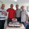 Autores doam 150 livros para os órgãos públicos de Guanambi.