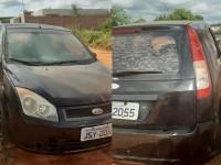 Caculé: Bandidos armados rendem motorista e roubam veículo; crime aconteceu na noite deste domingo (24).