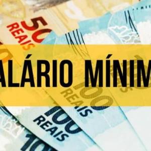 Câmara aprova MP que aumenta salário mínimo para R$ 1.045.