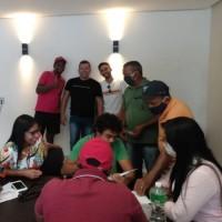 Prefeito de Candiba recebe apoios para reeleição. - Foto 1