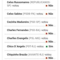 Charles Fernandes diz que cometeu equívoco ao votar contra prorrogação do Auxílio Emergencial até dezembro. - Foto 2