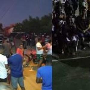 Eventos políticos provocam aglomerações em Malhada.