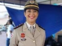 Feira de Santana: Capitã com 20 anos de polícia é a 1ª comandante mulher em uma CIPM.