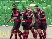 Flamengo vence Fluminense no primeiro jogo da final.