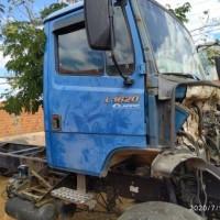 Guanambi: PM desarticula desmanche de caminhões furtados. - Foto 2