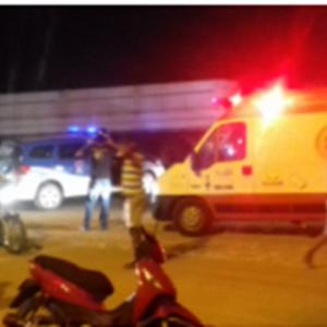 Homem é atropelado em Guanambi.
