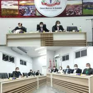 Indicações encaminhadas ao Executivo Municipal de Guanambi no primeiro semestre de 2020.