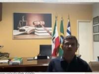 O prefeito de Iuiú emite nota de esclarecimento após polêmica envolvendo policiais militares.