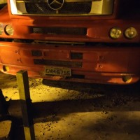 Polícia Militar apreende mais um caminhão produto de furto. - Foto 1