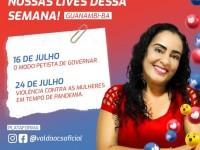 Pré-campanha do PT ganha repercussão nacional e coloca Guanambi no centro do debate.