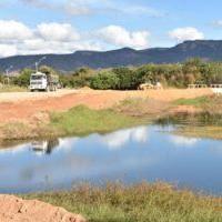 Prefeito de Guanambi vistoria e destaca importância da Lagoa de Mutans. - Foto 3