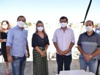 Prefeito Jairo Magalhães assina Ordem de Serviço para construção do Hospital Municipal.