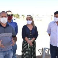 Prefeito Jairo Magalhães assina Ordem de Serviço para construção do Hospital Municipal.  - Foto 1