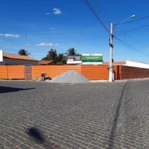 Prefeitura de Candiba continua investindo na saúde e inicia nova unidade.