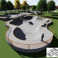 Prefeitura de Guanambi abre licitação para construção de pista de skate e patins. - Foto 1