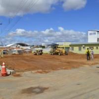 Prefeitura de Guanambi inicia praça do Bairro São Sebastião e mantém agenda de serviços públicos na cidade. - Foto 1