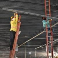 Prefeitura de Guanambi inicia praça do Bairro São Sebastião e mantém agenda de serviços públicos na cidade. - Foto 5