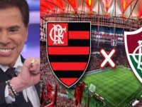 SBT vai transmitir final do Campeonato Carioca na próxima quarta-feira.