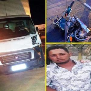 Motociclista morre em acidente na BR-030 em Lagoa Real.