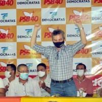 Convenção confirma candidatura de Dr. Pedro e Nozinho à prefeitura de Sebastião Laranjeiras. - Foto 3