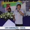 Ex-prefeito diz que roubou menos que o atual, durante convenção de candidato do MDB no Piauí.