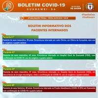 Guanambi não registra casos e número de pacientes ativos com a Covid-19 cai para 20. - Foto 1