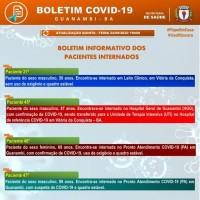 Mais quatro casos da Covid-19 são registrados em Guanambi. - Foto 1