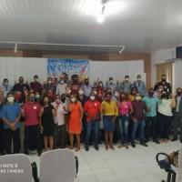 PT oficializa candidatura de Gimmy Ramos à prefeitura de Malhada. - Foto 1