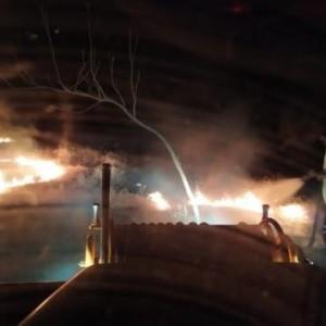 Vários incêndios foram registrados em lotes e áreas de vegetação nesta quarta em Guanambi.