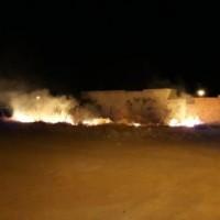 Vários incêndios foram registrados em lotes e áreas de vegetação nesta quarta em Guanambi. - Foto 1