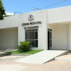Câmara de Guanambi realiza Sessão Ordinária.