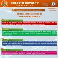 Guanambi registra mais 17 casos de coronavírus nesta segunda-feira. - Foto 1