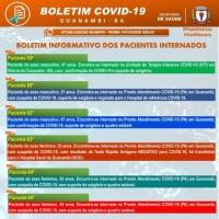 Mais 22 casos da Covid-19 foram registrados em Guanambi nesta quarta-feira. - Foto 1