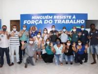Manoel Rubens e Neto realizam carreata gigantesca em Palmas de Monte Alto.