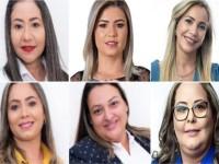Eleitor faz bonito e elege seis mulheres para Câmara de Palmas de Monte Alto.