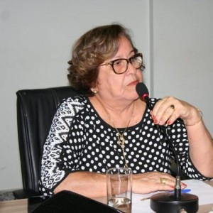 Eponina Gomes almeja a presidência da Câmara Municipal de Guanambi.