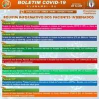 Guanambi registra mais 10 casos de coronavírus. - Foto 1