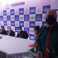 Prefeito de Guanambi, Nilo Coelho, nomeia cinco secretários. - Foto 1
