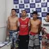 Polícia prende quadrilha que praticava roubos na zona rural de Palmas de Monte Alto, Matina e Riacho de Santana.