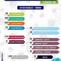 Caetité registra 12º óbito em decorrência da Covid-19. - Foto 1