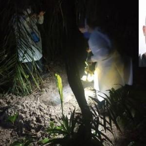 Adolescente de Riacho de Santana é assassinado pelo padrasto e enterrado em matagal.