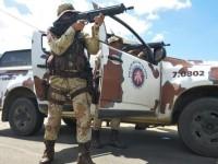 Cipe Sudoeste prende individuo de alta periculosidade acusado de cometer vários homicídios em Urandi.