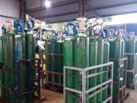 Governo da Bahia entrega cilindros de oxigênio para Matina, Riacho de Santana e outros municípios.