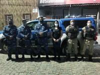Guarda Municipal de Matina, mão amiga da comunidade no trabalho de prevenção ao Coronavírus.