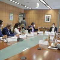 Ivana Bastos comanda comitiva baiana e busca investimentos no Ministério dos Transportes. - Foto 2