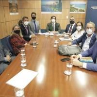 Ivana Bastos comanda comitiva baiana e busca investimentos no Ministério dos Transportes. - Foto 3