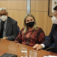 Ivana Bastos comanda comitiva baiana e busca investimentos no Ministério dos Transportes. - Foto 4