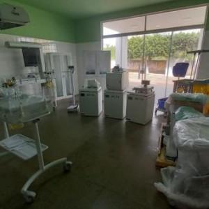 Prefeitura de Igaporã adquire novos equipamentos para o Hospital Municipal.
