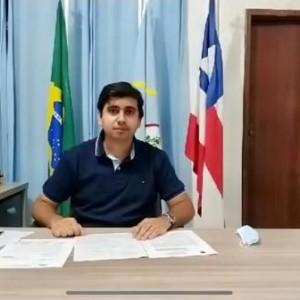 Prefeitura Municipal de Urandi anuncia pacote de medidas para enfrentamento da crise econômica causada pela a pandemia.