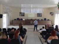 Secretaria de Saúde de Urandi realiza curso para capacitação de médicos e enfermeiros do município.